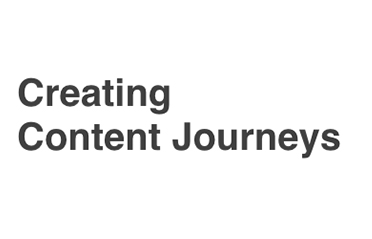 Creating Content Journeys