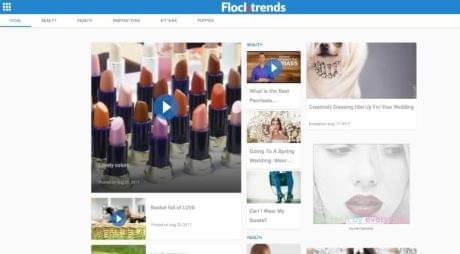 Floctane Made Website