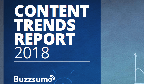 Some Data and Charts  on content trends 2018
