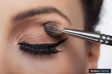Up Your Eyeshadow Game with this Tape Trick