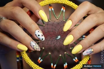 How to Create Artistic Nail Polish Designs