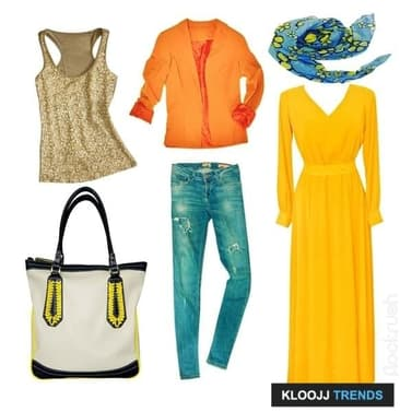 Styling Yuppie Clothing the Fashion-lady Way