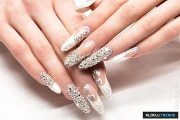 Kill It with These Wedding Manicures This Summer