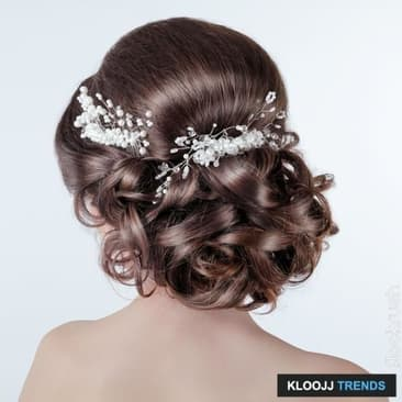 Authenticate Your Beauty With These Gorgeous Wedding Hairpieces