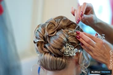 Drool Over These Flawless Wedding Hairstyles