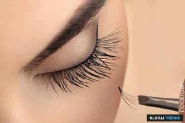 Give Me 10 Minutes I Show You the Power Of These 4 False Eyelashes On Your Photos